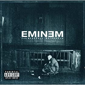 The Marshall Mathers LP [Bonus Tracks]