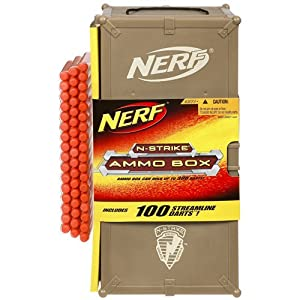 Nerf Dart Ammo Box - Streamline Darts