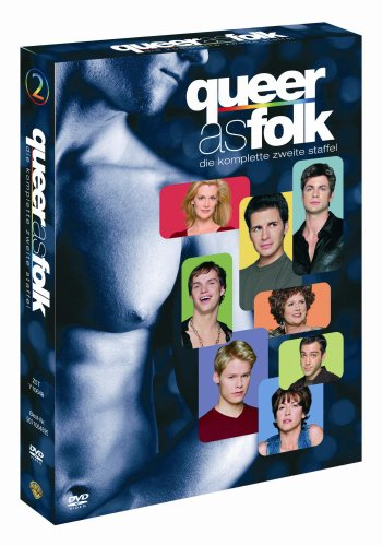 Queer as Folk - Staffel 2 (5 DVDs)