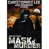 Mask of Murder ( The Investigator )by Christopher Lee