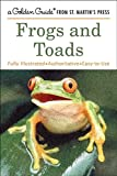 img - for [(Frogs and Toads : A Golden Guide)] [By (author) Dave Showler ] published on (March, 2004) book / textbook / text book