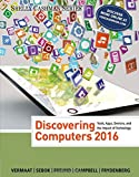 img - for Discovering Computers  2016 (Shelly Cashman) book / textbook / text book