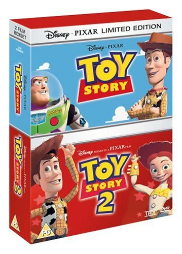 Toy Story/Toy Story 2 [Collector's Edition] [DVD]