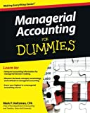 img - for Managerial Accounting For Dummies book / textbook / text book