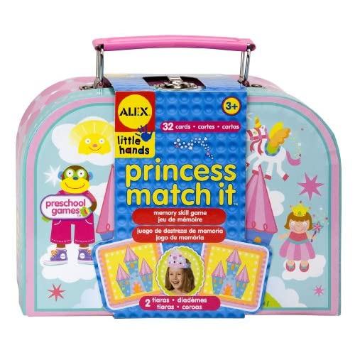 Alex-Toys-Early-Learning-Princess-Matching-Little-Hands