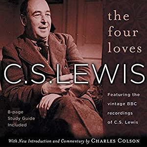 The Four Loves Audiobook