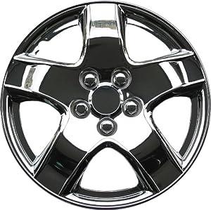 Drive Accessories KT-998-15C, Toyota Matrix, 15″ Chrome Replica Wheel Cover, (Set of 4)