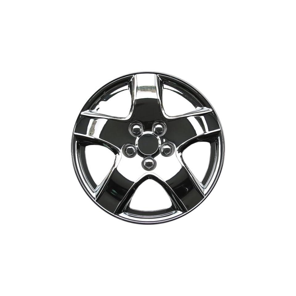 Drive Accessories KT 998 14C, Toyota Matrix, 14 Chrome Replica Wheel Cover, (Set of 4)