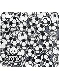 gramo(グラモ) 別注 手帳型スマートフォンケース QB-001 iPhone6/6S グレー