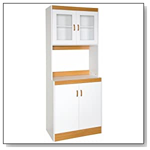 Kitchen Cabinet for microwave