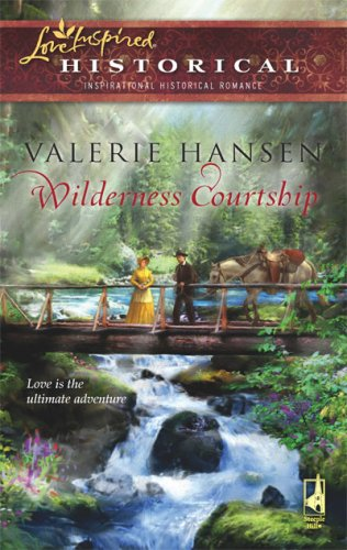 Image of Wilderness Courtship (Steeple Hill Love Inspired Historical #13)
