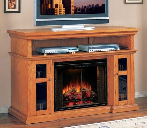 Buy Low Price Dimplex Novara – 65″ Fireplace TV Stand with