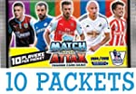 10x Topps Match Attax 2014 2015 seale...