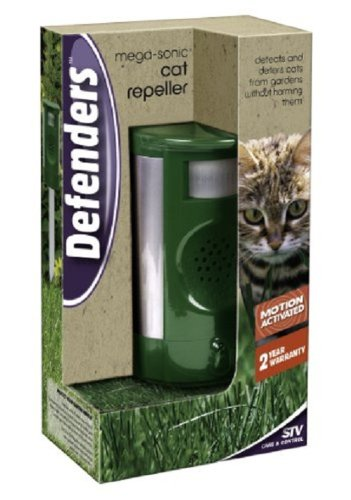 STV610 - MEGA-SONIC CAT REPELLER