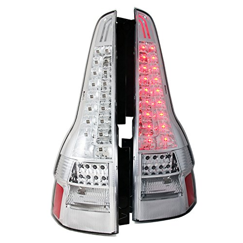 IPCW LEDT501CF Tail Light for Ford F150 97-03