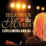 echange, troc Heather Myles, Cadillac Cowboys - Live at Newland.Nl
