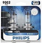 Philips 9003  Vision Upgrade Headligh...