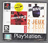 Driver 1 & 2 + Video DVD - Playstation - PAL