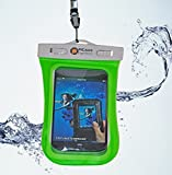 Waterproof Camera Bag - Use Your Digital Camera Underwater - Multi Purpose Pouch to Keep Your Camera - Phone or Other Precious Possessions Completely Dry - High Visibility Color - Money Back Guarantee