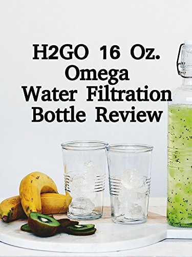 Review: H2GO 16 Oz. Omega Water Filtration Bottle Review