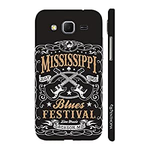 Enthopia Designer Hardshell Case Mississippi Blues Back Cover for Samsung Galaxy Core Prime