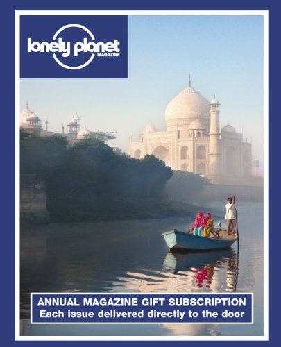 Lonely Planet Subscription Gift Pack ( 12 issues)