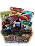 Deluxe Gluten Free Christmas Gift Basket
