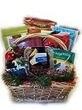 Deluxe Gluten Free Christmas Gift Basket