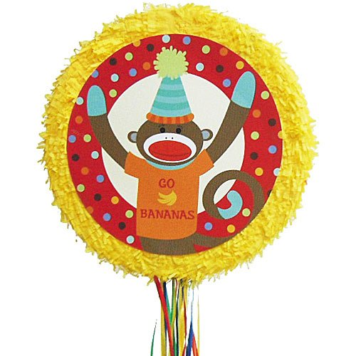 Monkey Party Pinata