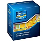 Intel 3rd Generation Core i5-3570K CPU (4 x 3.40GHz, Ivy Bridge, Socket 1155, 6Mb L3 Cache, Intel Turbo Boost Technology 2.0)