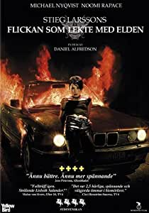 The Girl Who Played With Fire (Flickan som lekte med elden) [Imported] [Region 2 DVD] (Swedish)
