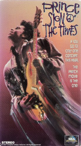Sign o' the Times (1987) (Movie)