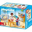Playmobil - 4286 - Jeu de construction - Chambre de bébé