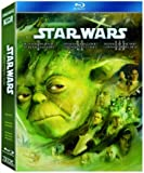 Star Wars: The Prequel Trilogy (Episodes I-III) [Blu-ray] (Bilingual)