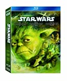 Star Wars: The Prequel Trilogy (Episodes I-III) (Bilingual) [Blu-ray]