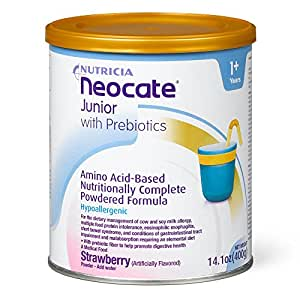 Neocate Junior with Prebiotics, Unflavored, 14.1 oz / 400