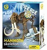 Geoworld 23210797 - Mammut Ausgrabungsset circa 26 cm hergestellt von Geoworld