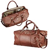 Cutter & Buck - Leather Weekender Duffel