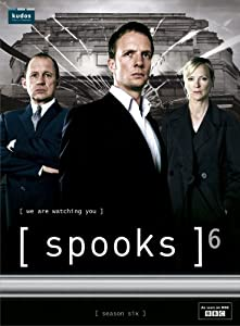 Spooks: Complete BBC Series 6 [DVD]
