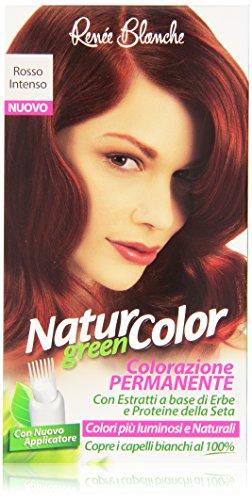 Renée Blanche - Natur Color, Colorazione Permanente, Rosso Intenso