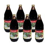 Noni PLUS Direktsaft von den Fidschi-Inseln mit Fruchtdicksaft