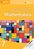 img - for Cambridge Checkpoint Mathematics Teacher's Resource 7 (Cambridge International Examinations) book / textbook / text book