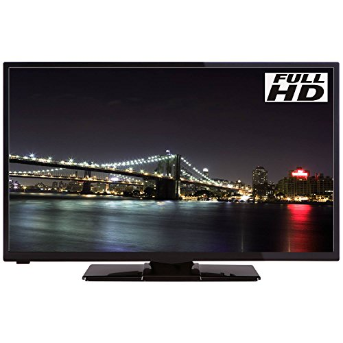 Digihome 22272FHDDVDLED Black - 22Inch Full HD LED TV with Built-in DVD Player, Freeview, 1x HDMI and 1x USB Port