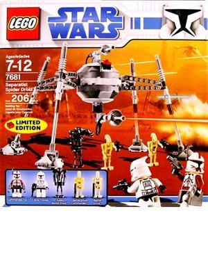 LEGO Star Wars: Separatist Spider