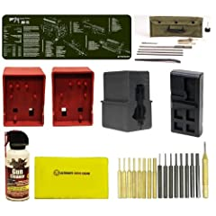 Ultimate Arms Gear 8 pc Gunsmith & Armorer