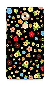 Amez designer printed 3d premium high quality back case cover for Huawei Mate 8 (Cute Pattern 1)