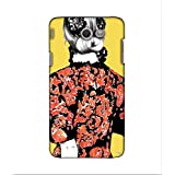 FUSON Designer Back Case Cover For Samsung Galaxy J5(2017) (Flowers Cute Pretty Hairstyle India)