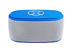 Spintronics C80 Flip Bluetooth Wireless Mobile/Tablet Speaker (Blue)