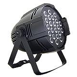 【ノーブランド品】4in1 24灯 12W LEDパーライト 舞台照明
