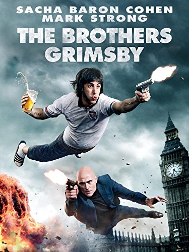 The Brothers Grimsby - Sacha Baron Cohen Review